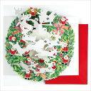 クリスマスカード APJミニサンタポップアップカードXC-1000094200