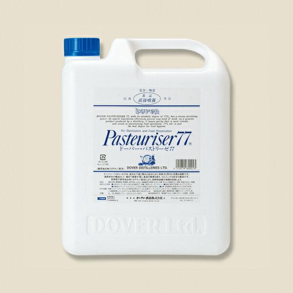 除菌スプレードーバー パストリーゼ77詰め替え用 5L