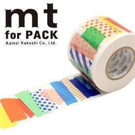 梱包用粘着テープ 幅広mt カモ井加工紙mt for PACK mt45mm×15mMTPACK12 1巻