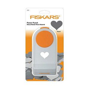 クラフトパンチ 花岡 ペーパーインテリジェンス FISKARS フィスカース パワーパンチ L ハート H-FI 1020490