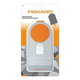 クラフトパンチ 花岡 ペーパーインテリジェンス FISKARS フィスカース パワーパンチ XL タグ H-FI 1020497