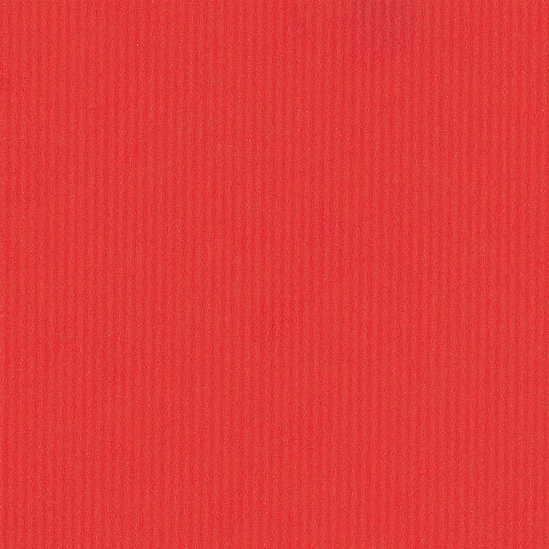 包装紙 HEIKO シモジマ ラッピングペーパー 筋無地 赤(10枚入)