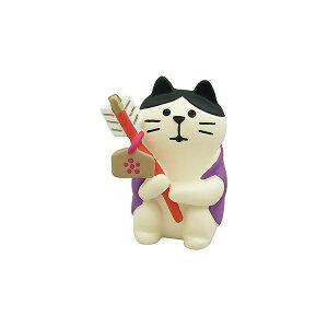 お正月ディスプレイDECOLEデコレconcombreコンコンブル初詣猫ZSG-92255