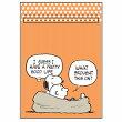 ジップギフトバッグAPJアートプリントジャパンピーナッツスヌーピーSオレンジ1000109771(5枚セット)