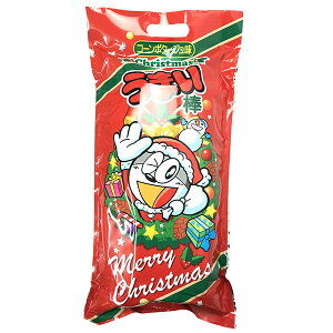 【楽天スーパーセール10%OFF】クリスマスお菓子 うまい棒 BIG クリスマス うまい棒 コーンポタージュ味 30本入り