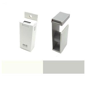 マスキングテープカッター mt カモ井加工紙テープカッター2トーン アッシュ×グレーMTTC0029