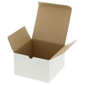 箱 10枚入 組立HEIKOシモジマフリーボックスF-2 ギフトボックス ラッピング箱 収納 梱包資材 段ボール小型 ダンボール フリマ ハンドメイド