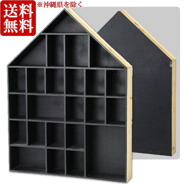 ディスプレイ デコレーターズ ディスプレイBOX ハウス Lサイズ YTXG3513