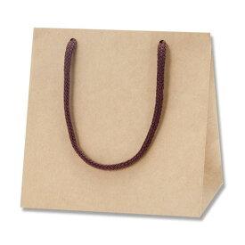 【クーポン配布中】紙袋 手提げ HEIKO シモジマ カラーチャームバッグ クラフト MW(10枚入り) ラッピング