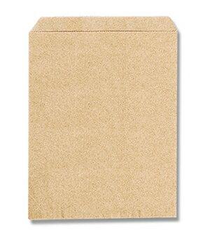 紙袋 HEIKO シモジマ 柄小袋(クラフト平袋)R-70 未晒無地(200枚入り)