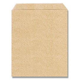 紙袋 HEIKO シモジマ 柄小袋(クラフト平袋)R-85 未晒無地(200枚入り)