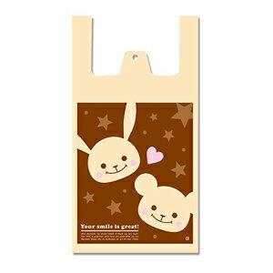 レジ袋 ビニール袋 HEIKO シモジマ ハンドハイパー S プチフレンド(100枚入り)