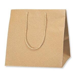紙袋 手提げ HEIKO シモジマ アレンジバッグ 未晒クラフト紙 M(10枚入) ラッピング