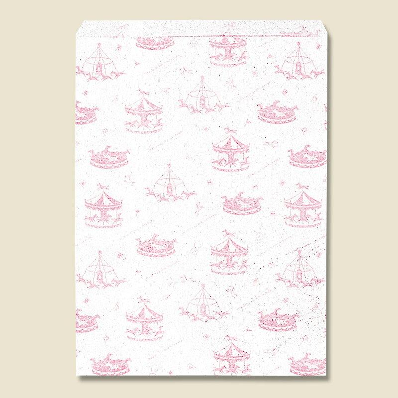 紙袋 HEIKO シモジマ R−20 メリーゴ−ランド P