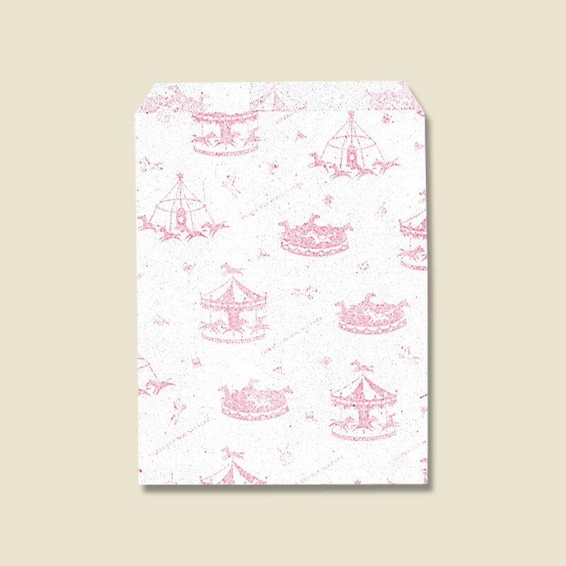紙袋 HEIKO シモジマ R−70 メリーゴ−ランド P