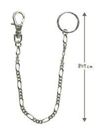 KIYOHARA 清原 パーツ バッグチャームチェーンB 12cm シルバー ABP-14 S