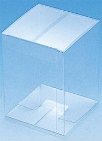 箱 透明ボックス HEIKO シモジマ クリスタルボックス W-2(10枚入)