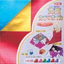 折り紙 トーヨー 008004 両面カラーホイル折り紙