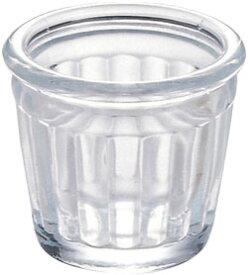 【クリスマス先行セール】カメヤマキャンドルハウスガラス製キャンドルホルダー DI832-01-00 フルーティッドグラス