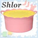 ポイント10倍! Ai Collection/アイコレクション Shlor/シュロル(洗い桶)ソフトピンク