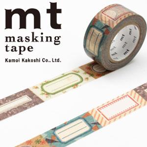 マスキングテープ マステ mt カモ井加工紙 mt ex ラベル(20mmx10m)MTEX1P92