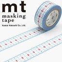 マスキングテープ  mt カモ井加工紙 mt ex 定規(20mmx10m)MTEX1P96