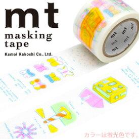 マスキングテープ mt カモ井加工紙mt × ポール・コックスnains(30mmx7m)MTPAUL02・1巻