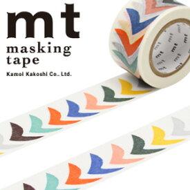 マスキングテープ  mt カモ井加工紙 mt x ミナ ペルホネン bird petit・mix(27mmx10m) MTMINA27