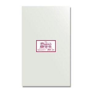 【クーポン配布中】OPP袋 クリスタルパック HEIKO シモジマ POD F32-53(フレームシール) 100枚 透明袋 梱包袋 ラッピング ハンドメイド