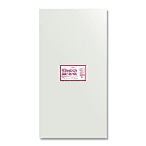 【クーポン配布中】OPP袋 クリスタルパック HEIKO シモジマ POD F34-65(フレームシール) 50枚 透明袋 梱包袋 ラッピング ハンドメイド