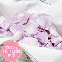 フラワーシャワー フラワーペタル 造花アートフラワー 花びら FLE-0717 ラベンダー【2袋までネコポス対応】