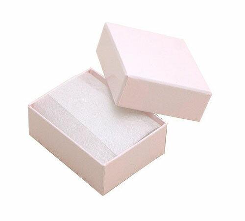 ジュエリーケースアクセサリーケース RE87(紙製) ピンク フリータイプ
