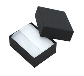 ジュエリーケースアクセサリーケース RE87(紙製) 黒 フリータイプ