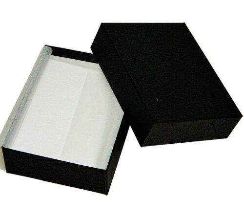 ジュエリーケースアクセサリーケース B88(紙製) 黒 フリータイプ
