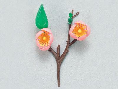 造花DS-15 桃の花