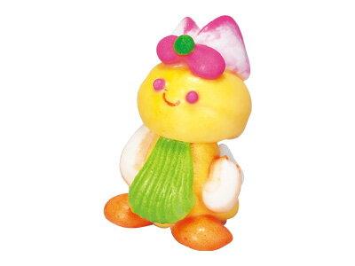 【 メレンゲ人形 ラビット 】 デコレーション トッピング 飾り ケーキ 製菓材料 クリスマスケーキ バースデーケーキ うさぎ かわいい オシャレ 人形▲【夏季クール便】