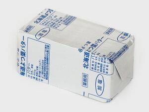 《冷凍冷蔵》北海道よつ葉バター 加塩 450g