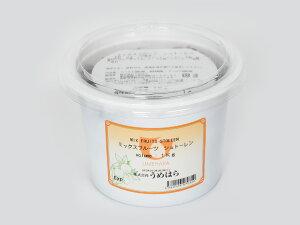 フルーツ ミックス 【 うめはら ミックスフルーツシュトーレン 1kg 】 オレンジピール 製菓用 製菓材料 業務用 MIX FRUITS