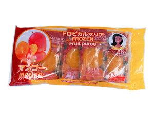 【 トロピカルマリア マンゴーピューレ(100g×10) 冷凍 】 ピューレ ピュレ 製菓材料 料理 フランス料理 焼菓子 タルト