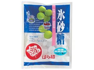 \全品ポイント5倍確定ッ★4/18迄/バラ印 氷砂糖 1kg