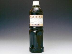 タヌマ 特選抹茶蜜 1L
