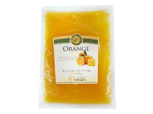 うめはら オレンジクリーミーペースト 100g