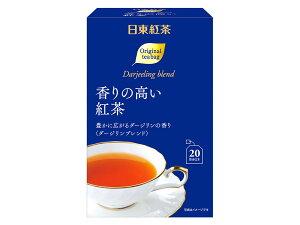 \全品ポイント5倍★5/16迄/日東紅茶 オリジナルブレンドティーバッグ 香りの高い紅茶