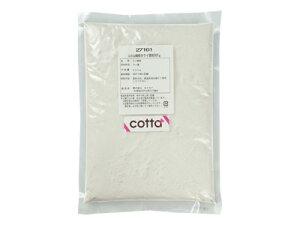cotta 細挽きライ麦粉 500g