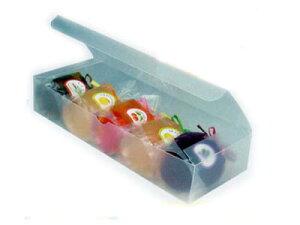 \期間限定タイムセール中/PPボックス スタンド5個 バレンタイン 手作り お菓子 パッケージ ギフトボックス 箱 ラッピング ラッピング用品 プレゼント 業務用