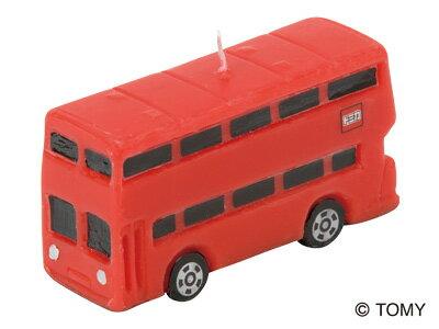 トミカキャンドル バス