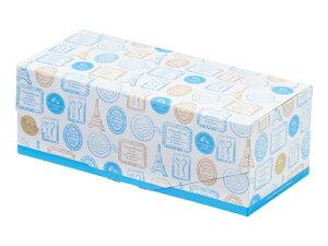 パリス・ギフト M バレンタイン 手作り お菓子 パッケージ ギフトボックス 箱 ラッピング ラッピング用品 プレゼント 業務用