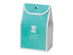 くまのこづつみ (小) バレンタイン 手作り お菓子 パッケージ ギフトボックス 箱 ラッピング ラッピング用品 プレゼント 業務用