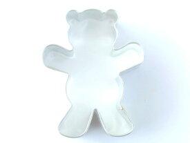 クッキー型 くま BIRKMANN クマ テディベア ベア 【バークマン アーモンド クッキー】 クッキー抜き型 クッキーカッター 業務用