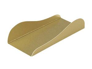 【少量販売】CP-131 ケーキプレート長方形小 (ゴールド)
